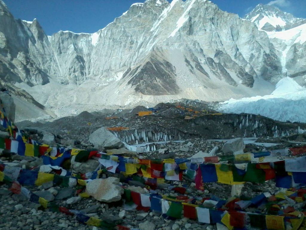 Budget-trek-to-Everest-Base