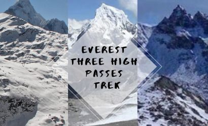 Everest Three High Passes