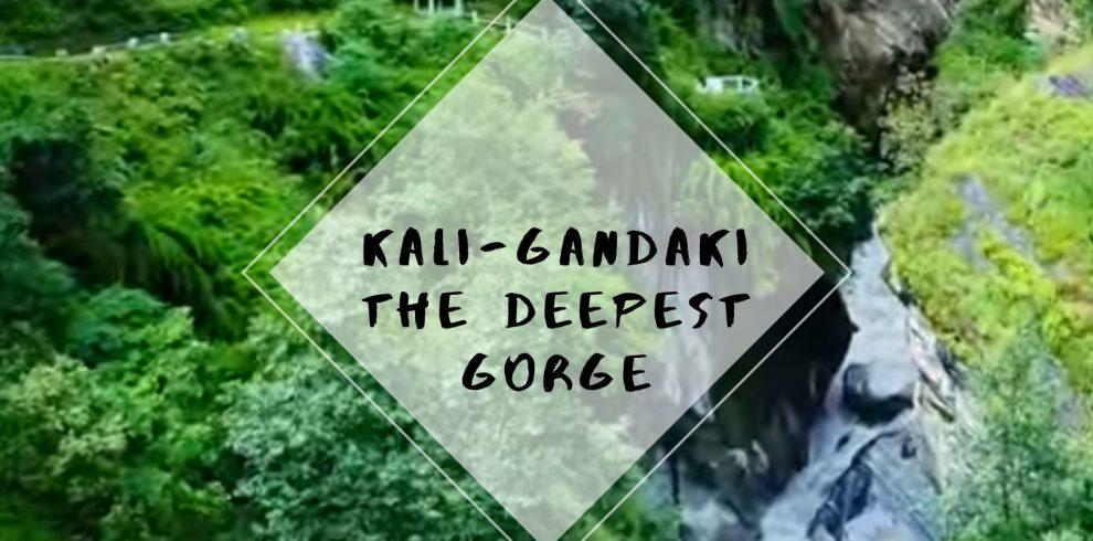 deepest gorge trek