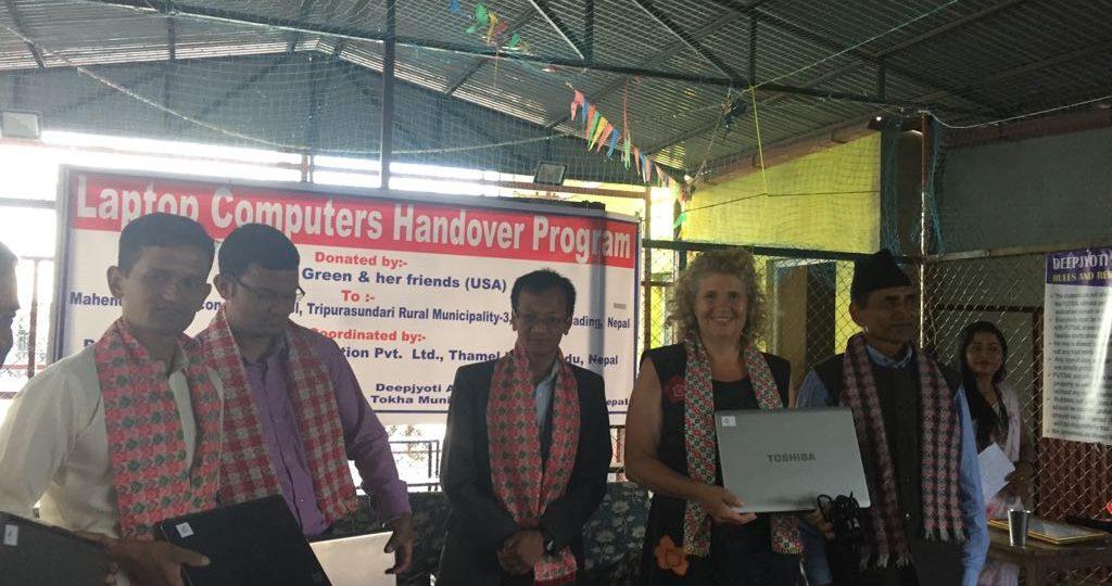 free volunteering Nepal