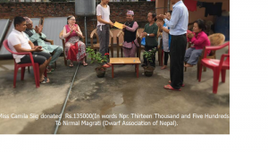 Free volunteering in Nepal