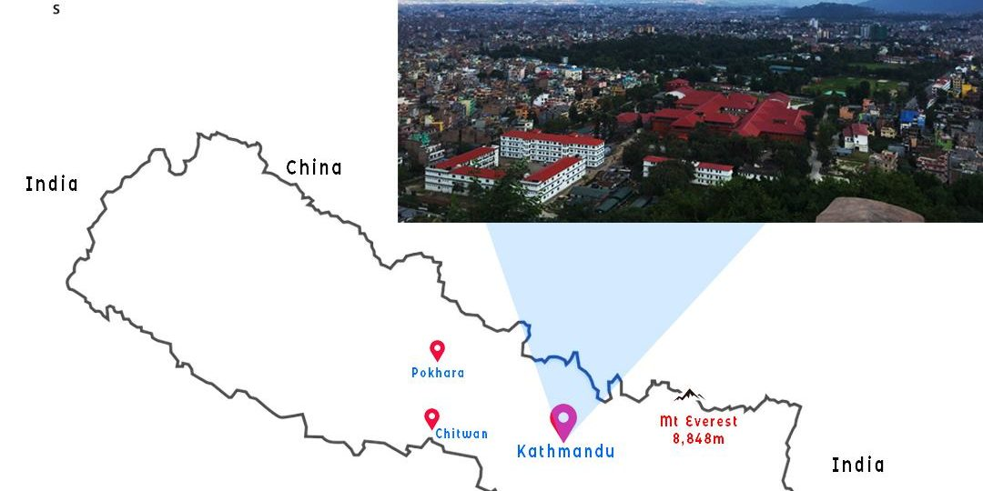 Where is Kathmandu located