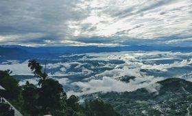 Short trekking around kathmandu valley - Nagarkot & Chisapani
