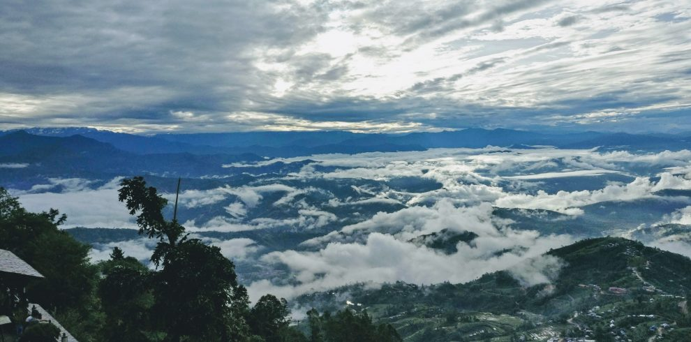Short trekking around kathmandu valley - Nagarkot & Chisapani