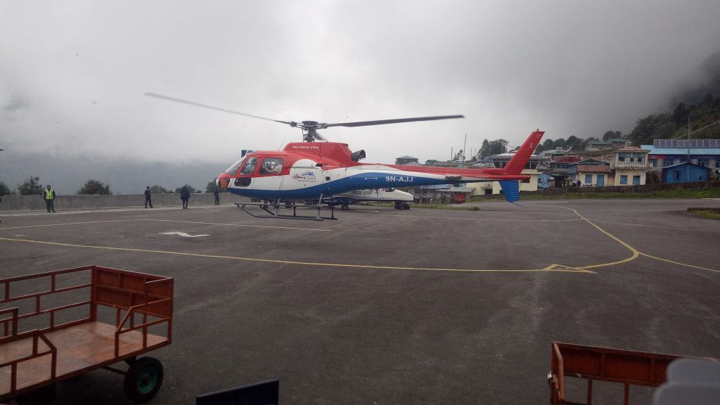 Everest-Base-Camp-Helicopter tour