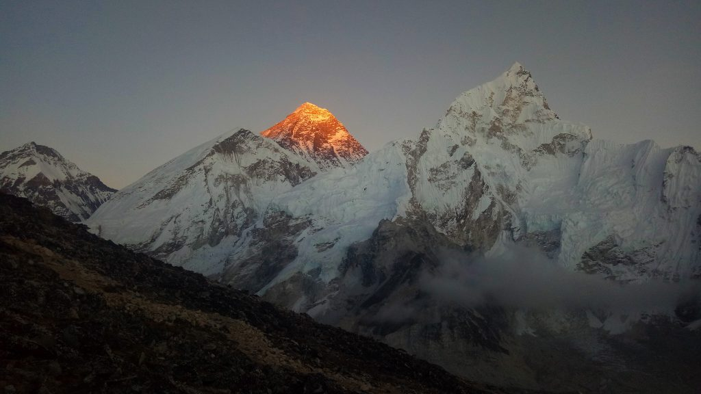 Nepali Guide and Porter