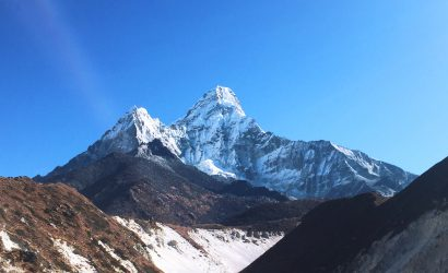 Ama Dablam base camp with EBC trek