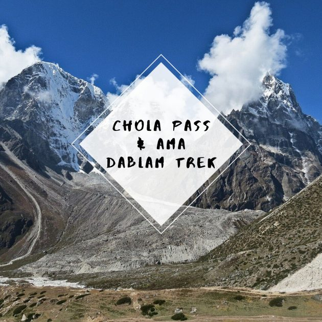 Cho la Pass Everest Base Camp Trek