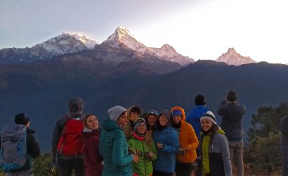 short poon hill trek in nepal