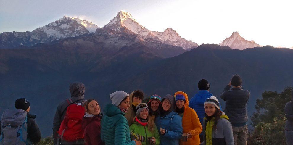 short poon hill trek in nepal