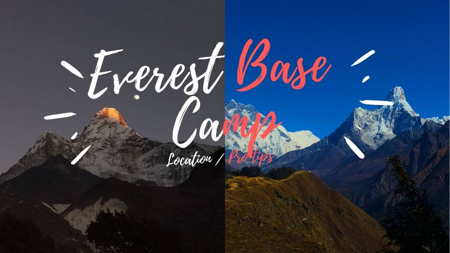 Where is Mount Everest Base Camp located?
