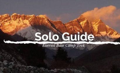 Everest Base Camp Trek Solo Guide