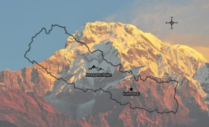 Where is Mount Annapurna?